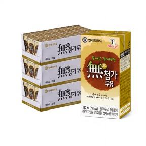무첨가 두유 190ml (72팩)
