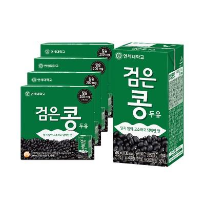 검은콩 두유 200ml (64팩)