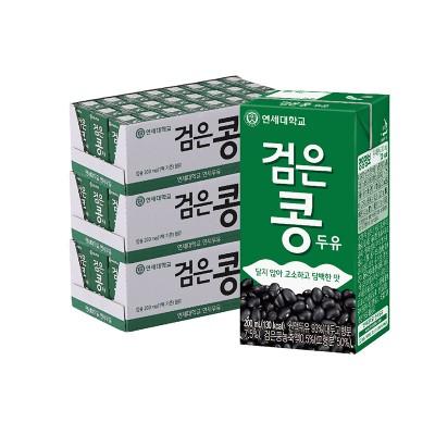 검은콩 두유 200ml (72팩)