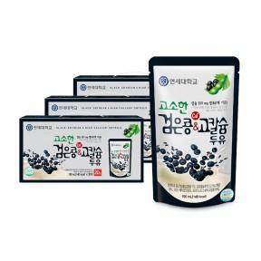 고소한 검은콩&고칼슘 두유 파우치 190ml (60팩)