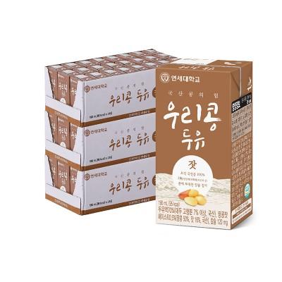 우리콩 잣 두유 190ml (72팩)
