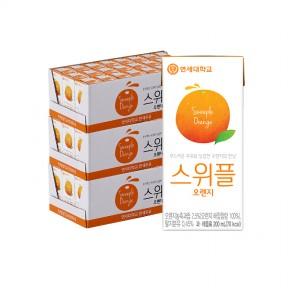 스위플 오렌지 200ml (72팩)