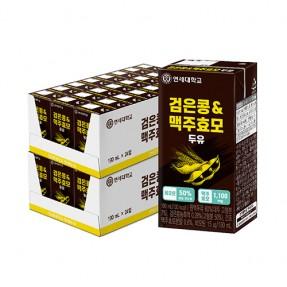 연세 검은콩&맥주효모두유(48팩)