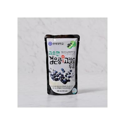 고소한 검은콩&고칼슘 두유 파우치 190ml (45팩)