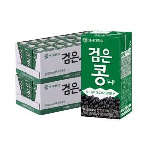 검은콩 두유 200ml (48팩)