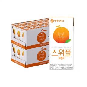 스위플 오렌지 200ml (48팩)