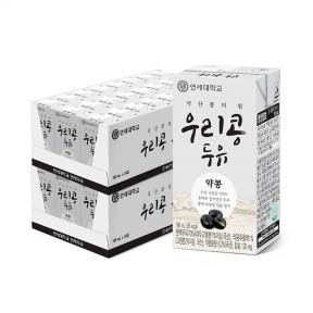 우리콩 약콩 두유 190ml (48팩)